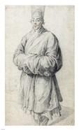 Man in Korean Costume