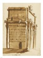The Arch of Septimius Severus