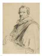 Portrait of Hendrick van Balen
