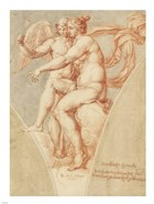 Venus and Cupid after Raphael