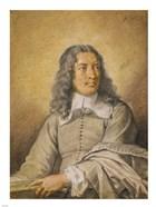 Portrait of M. Quatrehomme du Lys