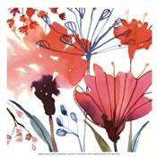 Wild Flowers II-Mini