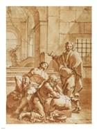 Joseph Interpreting the Dreams of His Fellow Prisoners