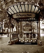 Metropolitain (Paris) II