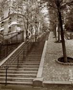 Steps of Montmartre