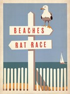 Beaches vs. Rat Race