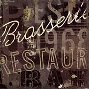 Restaurant Sign I