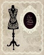 Chic Dress Form I