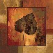 October Leaf III