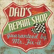 Mancave IV - Dads Repair Shop
