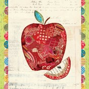 Fruit Collage I - Apple