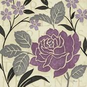 Perfect Petals II Lavender