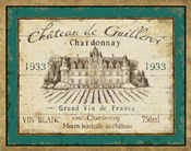 French Wine Label IV