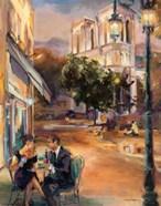 Twilight Time in Paris