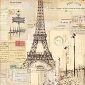 Paris Collage II