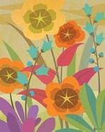 Flowerbed 16x20