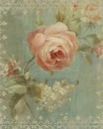 Rose on Sage