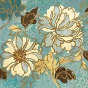 Sophias Flowers I Blue