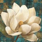 Magnolia Blossom Turquoise