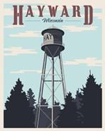 Hayward Water Tower