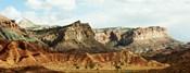 Rock Formations, Capitol Reef National Park, Utah