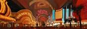 Fremont Street Las Vegas NV USA