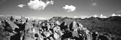 Boulders on a landscape, Saguaro National Park, Tucson, Pima County, Arizona, USA