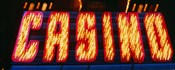 Casino Sign Las Vegas NV