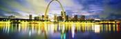 Evening, St Louis, Missouri, USA