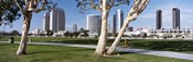 Embarcadero Marina Park, San Diego, California, USA