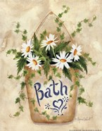 Daisies in the Bath