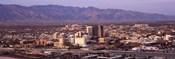 Aerial View of Tucson, Arizona, USA 2010