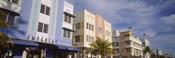 Art Deco Hotel, Ocean Drive, Miami Beach, Florida