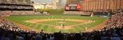 Camden Yards Baseball Game Baltimore Maryland