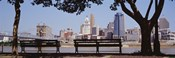 View of Cincinnati OH
