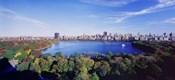 Water View, Central Park, Manhattan