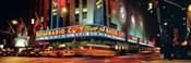 Manhattan, Radio City Music Hall, NYC, New York City, New York State, USA