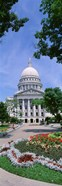 USA, Wisconsin, Madison, State Capital Building