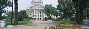 State Capital Building, Madison, Wisconsin, USA