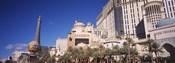 Hotel in a city, Aladdin Resort And Casino, The Strip, Las Vegas, Nevada, USA