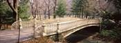 Arch bridge in a park, Central Park, Manhattan, New York City, New York State, USA