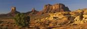 Rock Formations, Monument Valley, Arizona, USA (day, horizontal)