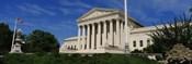 US Supreme Court Building, Washington DC, District Of Columbia, USA