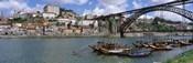 Bridge Over A River, Dom Luis I Bridge, Douro River, Porto, Douro Litoral, Portugal