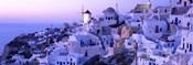 Evening, Ia, Santorini, Greece