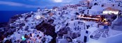 Santorini at Dusk, Greece