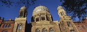 Low Angle View Of Jewish Synagogue, Berlin, Germany