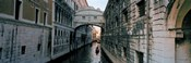 Bridge on a canal, Bridge Of Sighs, Grand Canal, Venice, Italy