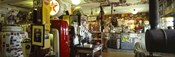 Interiors of a store, Route 66, Hackberry, Arizona