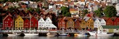 Harbor in Bergen, Norway